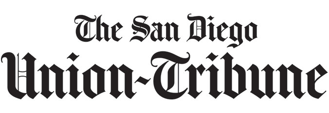 San Diego Union Tribune – Waging War with No Bombs or Missiles