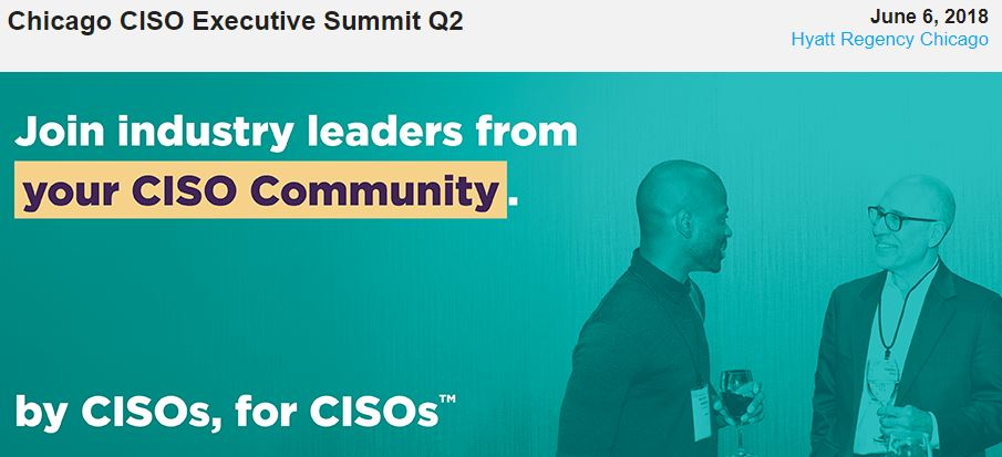 Evanta Chicago CISO Executive Summit