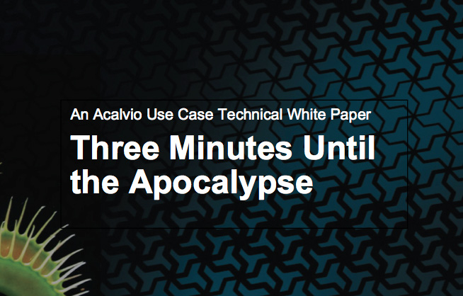 3 Minutes Until the Apocalypse – Technical White Paper