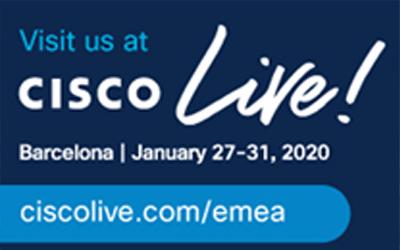 Cisco Live Barcelona 2020