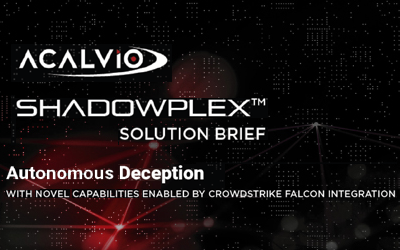 ShadowPlex Crowdstrike Solution Brief