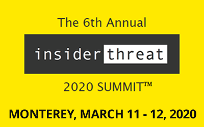 Insider Threat Summit 2020