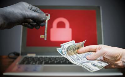 Ransomware Shuts Down Company