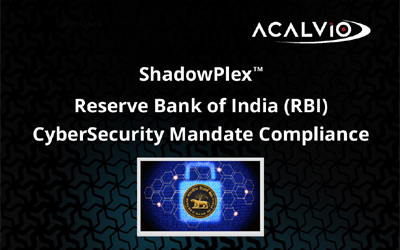 Reserve Bank of India Cybersecurity Compliance