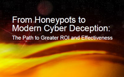 Honeypots to Modern Cyber Deception