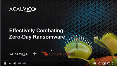 Effectively Combating Zero-Day Ransomware: Deception + EDR