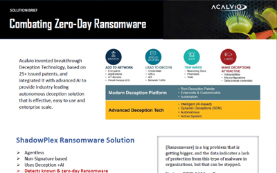 ShadowPlex – Combating Zero-Day Ransomware