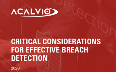7 Critical Considerations for Effective Breach Detection