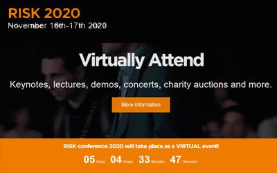 Risk 2020 – Serbia/Slovenia Virtual Conference